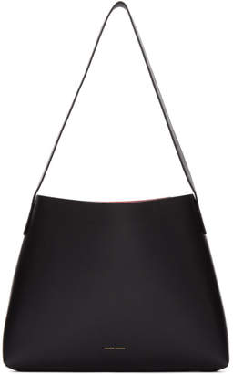 Mansur Gavriel Black Small Hobo Tote