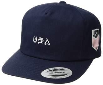 Hurley USA National Team Hat Caps