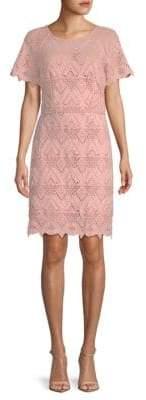 Style Stalker Elora Lace Short-Sleeve Dress