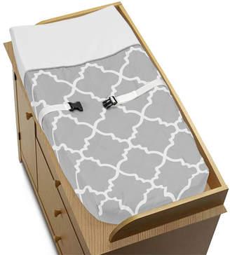 JoJo Designs Sweet Trellis Changing Pad Cover