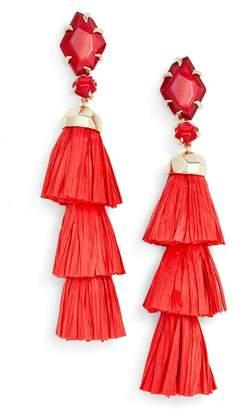 Kendra Scott Denise 3-in-1 Tassel Earrings