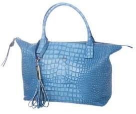 Laurèl Santorini Leather Shopper
