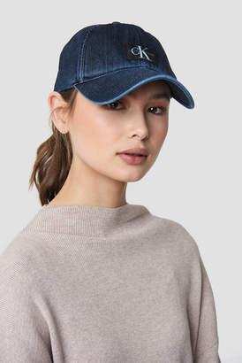 Calvin Klein J Monogram Cap W Black Beauty
