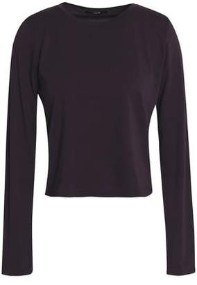 J Brand Pima Cotton-Jersey Top