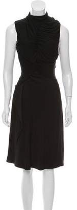 3.1 Phillip Lim Ruched Midi Dress