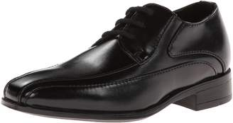 Stacy Adams Peyton Bicycle Toe Lace-up Dress Shoe Uniform Oxford (Little Kid/Big Kid)