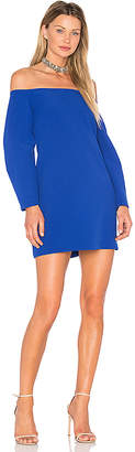 BCBGMAXAZRIA Yesenia Dress in Blue $248 thestylecure.com
