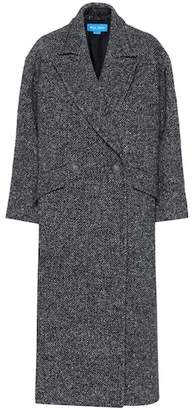 MiH Jeans Stamp wool-blend coat