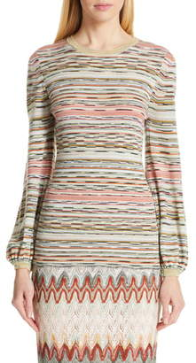 Missoni Stripe Sweater