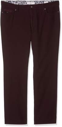 Brax Men's Everest TRIPLESTONE Flatfront Casual Regular Fit Trousers
