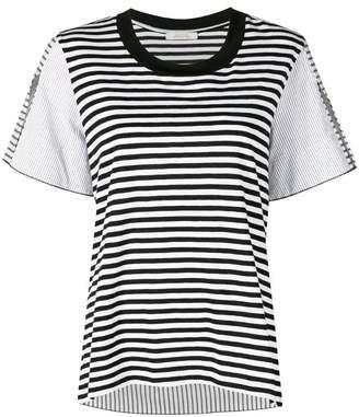 Schumacher Dorothee striped T-shirt