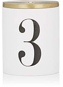 L'OBJET Eau D'Égée Candle No. 3-Black And White
