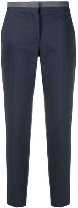 Fabiana Filippi cropped trousers