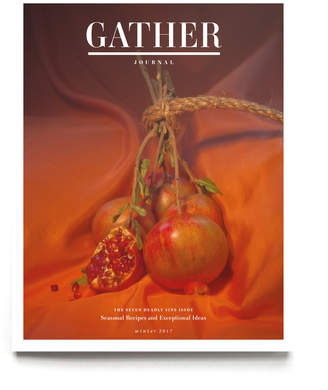 GATHER JOURNAL / Winter 2017, The Seven Deadly Sins Issue