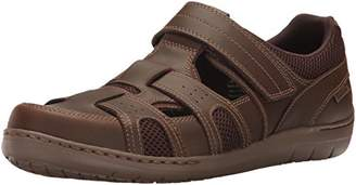 Dunham Men's Fitsmartfisherman Fisherman Sandal