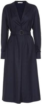 The Row Tula wool tunic dress