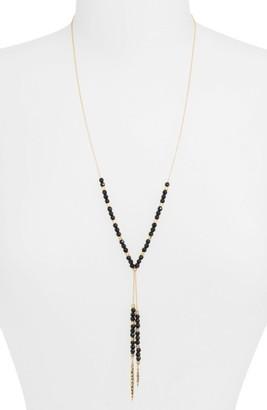 Women's Gorjana Power Stone Semiprecious Stone Necklace $88 thestylecure.com