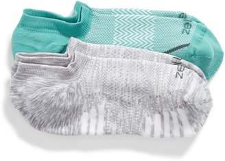 Zella Ultra Light Run 2-Pack Socks