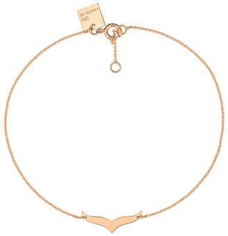 ginette_ny Wise Bracelet - Rose Gold