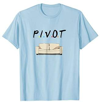 """Pivot"" Funny Couch Moving T-Shirt for Friends & Family"