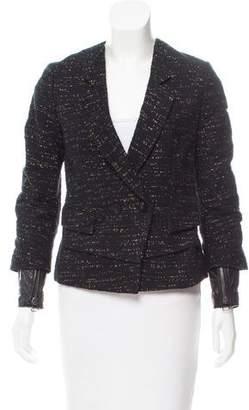 3.1 Phillip Lim Metallic Tweed Jacket