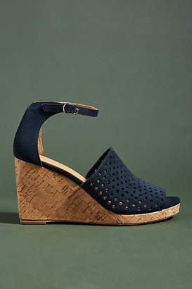 Bill Blass Zelda Wedge Sandals
