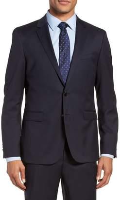 BOSS Ryan CYL Extra Trim Fit Solid Wool Sport Coat