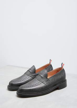 Thom Browne Pebble Grain Penny Loafer