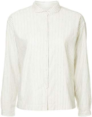 YMC striped shirt