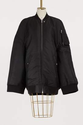 Rick Owens Oversize down jacket
