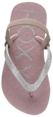 Roxy Baby Girls'' Tw Viva Glitter Ii Sandals