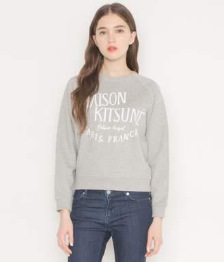 MAISON KITSUNÉ (メゾンキツネ) - Maison Kitsuné Women Perm Sweat Shirt Palais Royal