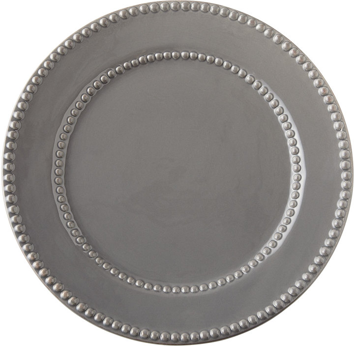 GG Collection Four Gray Livingstone Salad Plates