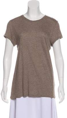 Vince Short Sleeve Scoop Neck T-Shirt