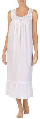 Eileen West Sleeveless Long Cotton Ballet Nightgown - 100% Exclusive