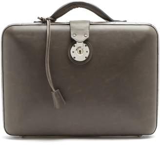 Lee PASSAVANT AND Zero Edition aluminium shell briefcase