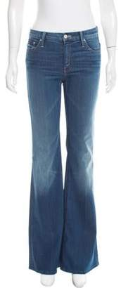 Mother The Mellow Drama Flared Jeans w/ Tags
