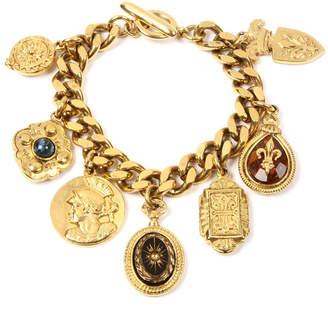 Ben-Amun Ben Amun Royal Queen Charm Bracelet
