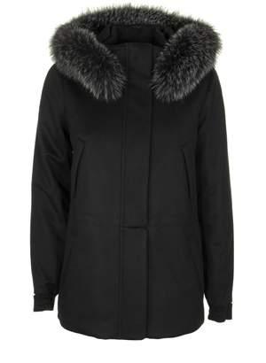 Loro Piana Icery Short Cashmere - Storm System Fur Fox Jacket