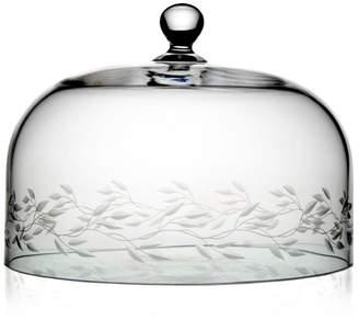 """William Yeoward Garland Cake Dome, 10.5"""""""
