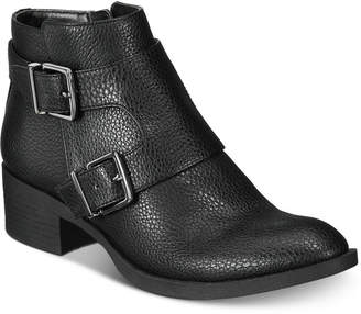 Kenneth Cole Reaction Women's Re-Buckle Booties Women's Shoes