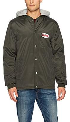 Volcom Men's Highstone Medium Weight Jacket
