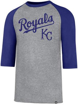 '47 Men's Kansas City Royals Pregame Raglan T-shirt