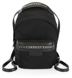 Stella McCartney Zip Mini Backpack
