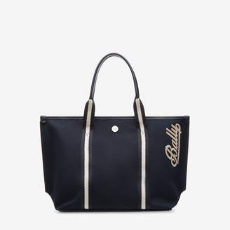 Bally THE CANVAS TOTE SMALL