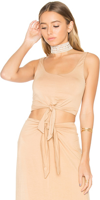 House of Harlow x REVOLVE Evie Top $98 thestylecure.com
