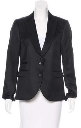 Valentino Wool-Blend Blazer