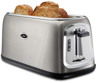 Oster 4-Slice Long-Slot Toaster Stainless Steel