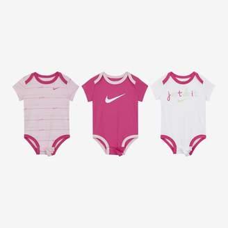 5cec696ee6 Nike Baby (0-9M) JDI Bodysuit Set (3-Pack