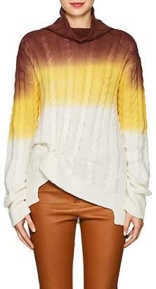 Sies Marjan Women's Maren Gradient Turtleneck Sweater